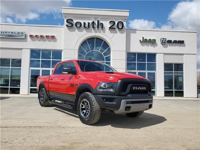 2016 RAM 1500 Rebel (Stk: 32611A) in Humboldt - Image 1 of 15