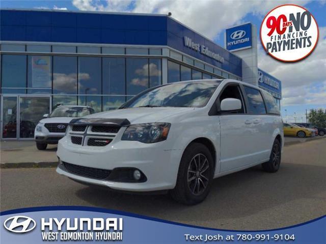2018 Dodge Grand Caravan GT (Stk: P1234) in Edmonton - Image 1 of 20