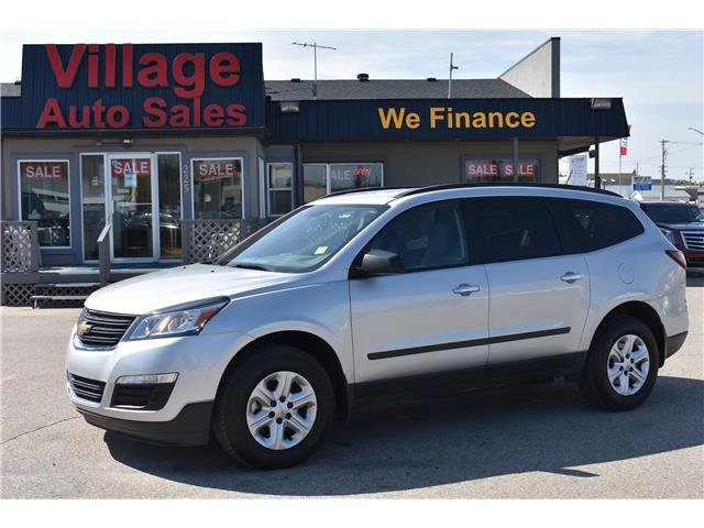 2016 Chevrolet Traverse LS (Stk: P37834) in Saskatoon - Image 1 of 28