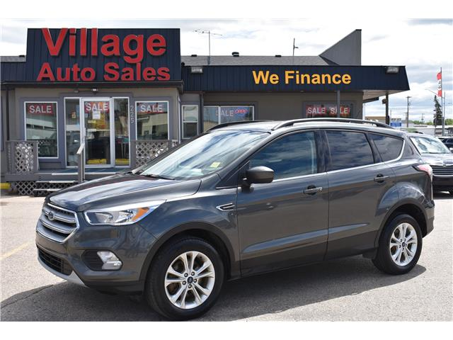 2018 Ford Escape SE (Stk: P37854C) in Saskatoon - Image 1 of 27