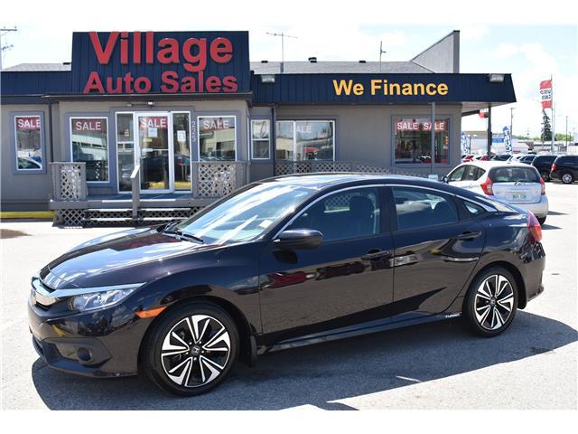 2016 Honda Civic EX-T (Stk: P37871) in Saskatoon - Image 1 of 25