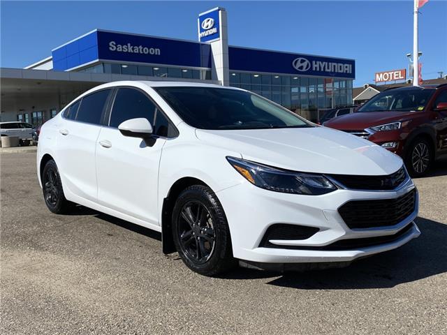 2018 Chevrolet Cruze LT Auto (Stk: B7534B) in Saskatoon - Image 1 of 9