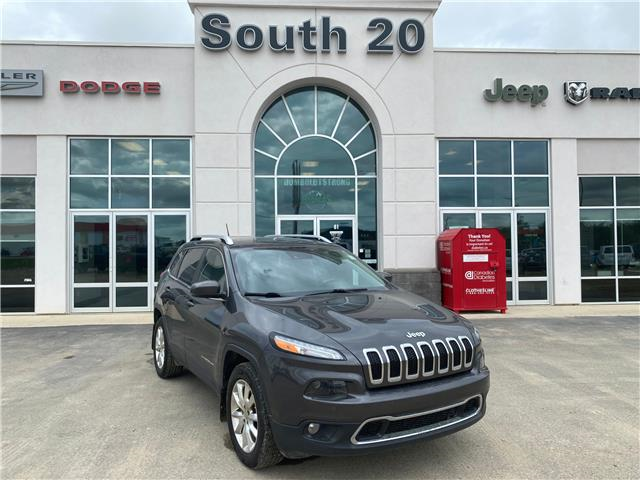 2015 Jeep Cherokee Limited (Stk: 32543A) in Humboldt - Image 1 of 28