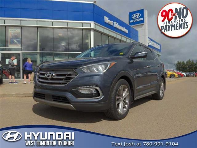 2017 Hyundai Santa Fe Sport 2.0T Limited (Stk: 2258A) in Edmonton - Image 1 of 25