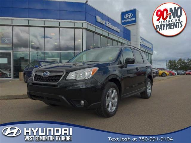 2015 Subaru Forester  (Stk: 4702A) in Edmonton - Image 1 of 21