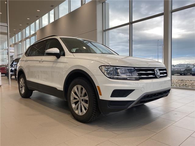 2019 Volkswagen Tiguan Trendline (Stk: V7448) in Saskatoon - Image 1 of 23