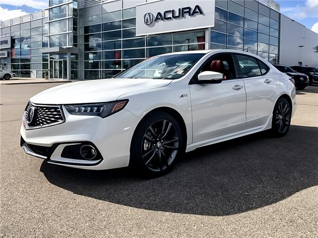 2020 Acura TLX Tech A-Spec w/Red Leather (Stk: 50002) in Saskatoon - Image 1 of 22