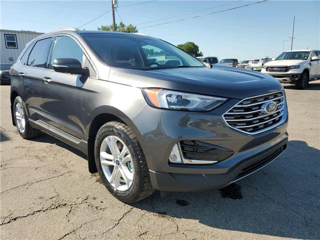 2020 Ford Edge SEL (Stk: 20171) in Wilkie - Image 1 of 22