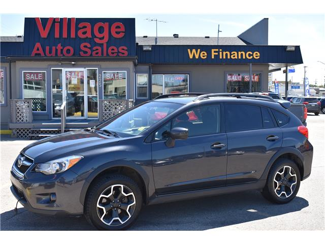 2015 Subaru XV Crosstrek Touring (Stk: P37951) in Saskatoon - Image 1 of 27
