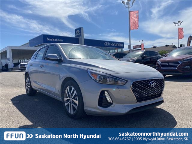 2019 Hyundai Elantra GT Preferred KMHH35LE4KU112600 B7640 in Saskatoon