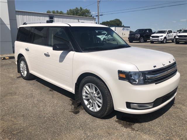 2019 Ford Flex SEL (Stk: 9211) in Wilkie - Image 1 of 24