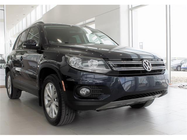 2017 Volkswagen Tiguan Wolfsburg Edition (Stk: 70036A) in Saskatoon - Image 1 of 19