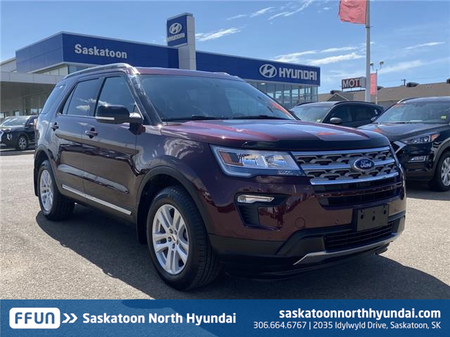 2018 Ford Explorer XLT (Stk: 40247A) in Saskatoon - Image 1 of 18