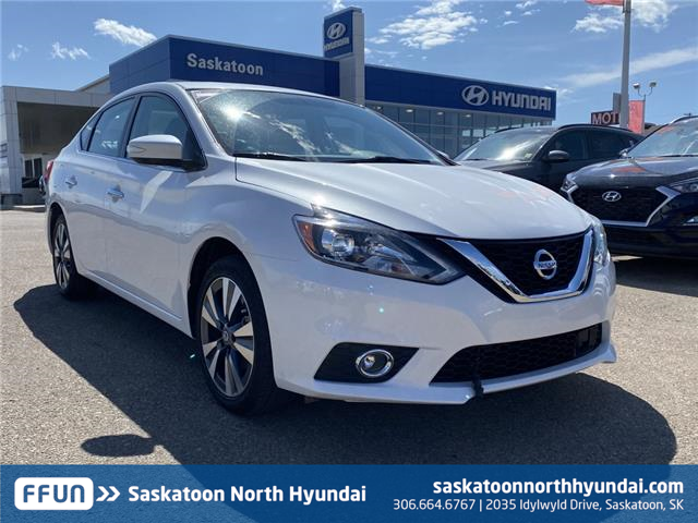 2017 Nissan Sentra 1.8 S (Stk: 40423A) in Saskatoon - Image 1 of 18
