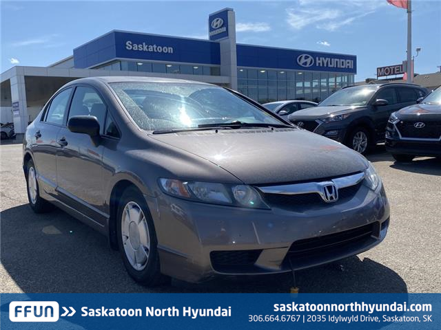 2010 Honda Civic DX-G (Stk: B7647A) in Saskatoon - Image 1 of 10