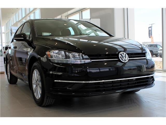 2019 Volkswagen Golf 1.4 TSI Comfortline (Stk: V7455) in Saskatoon - Image 1 of 18