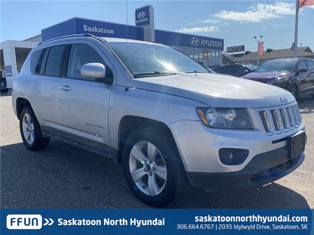 2014 Jeep Compass Sport/North (Stk: W40410A) in Saskatoon - Image 1 of 8