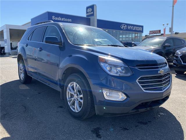 2016 Chevrolet Equinox 1LT (Stk: B7653A) in Saskatoon - Image 1 of 7