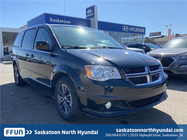 2017 Dodge Grand Caravan CVP/SXT (Stk: 40373B) in Saskatoon - Image 1 of 6