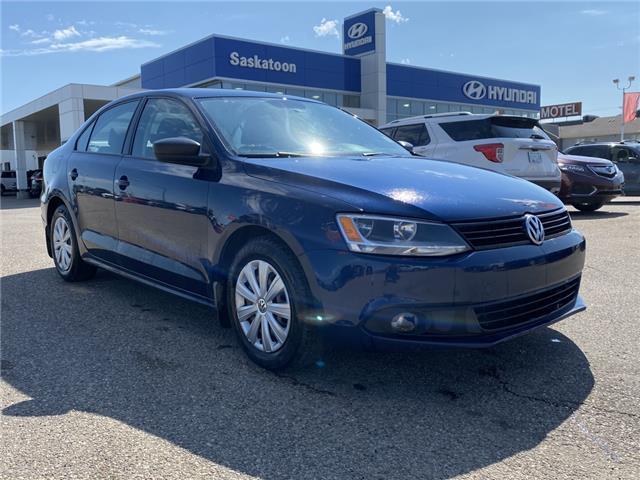 2011 Volkswagen Jetta 2.0L Trendline+ (Stk: ) in Saskatoon - Image 1 of 8