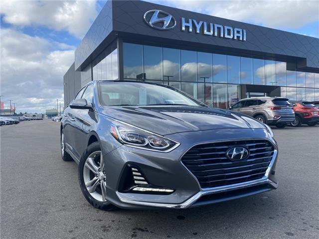 2019 Hyundai Sonata Luxury (Stk: Z29224) in Saskatoon - Image 1 of 22