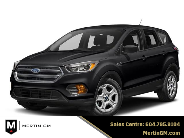 2019 Ford Escape Titanium (Stk: M20-1262W) in Chilliwack - Image 1 of 9