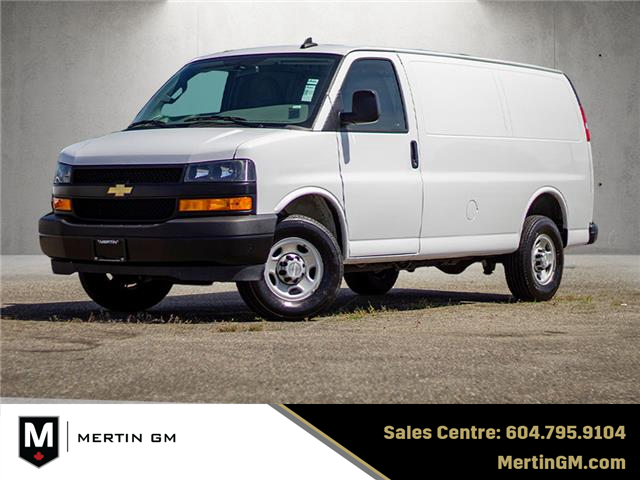 2020 Chevrolet Express 2500 Work Van (Stk: M20-1225P) in Chilliwack - Image 1 of 17