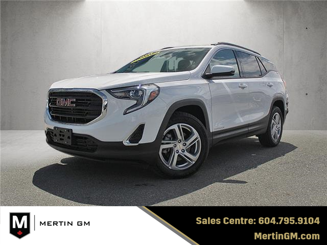 2020 GMC Terrain SLE (Stk: 207-4117R) in Chilliwack - Image 1 of 10