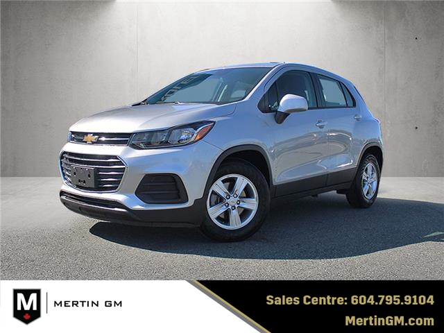 2020 Chevrolet Trax LS (Stk: 209-5655) in Chilliwack - Image 1 of 10
