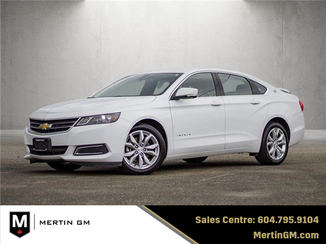 2016 Chevrolet Impala 2LT (Stk: 203-9690A) in Chilliwack - Image 1 of 15