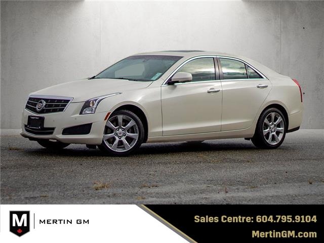 2014 Cadillac ATS 2.0L Turbo Luxury (Stk: 209-5814A) in Chilliwack - Image 1 of 18