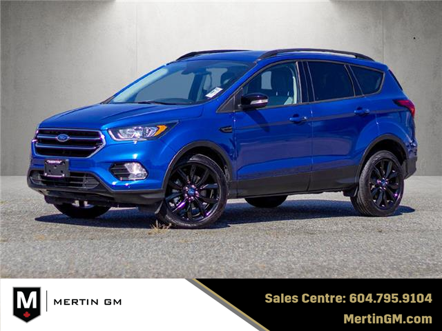 2019 Ford Escape Titanium (Stk: M20-1360P) in Chilliwack - Image 1 of 18