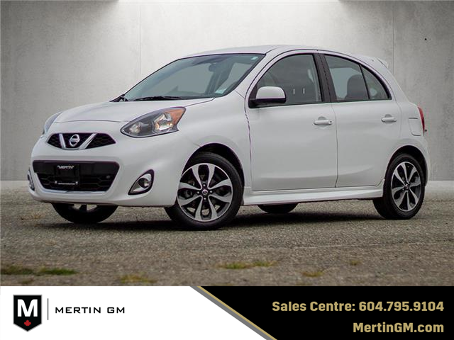 2019 Nissan Micra  (Stk: M20-1409P) in Chilliwack - Image 1 of 16