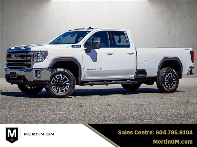 2020 GMC Sierra 3500HD SLE (Stk: M20-1423P) in Chilliwack - Image 1 of 21