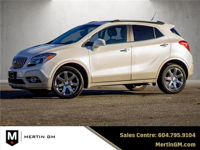 2014 Buick Encore Leather (Stk: M20-1562P) in Chilliwack - Image 1 of 18