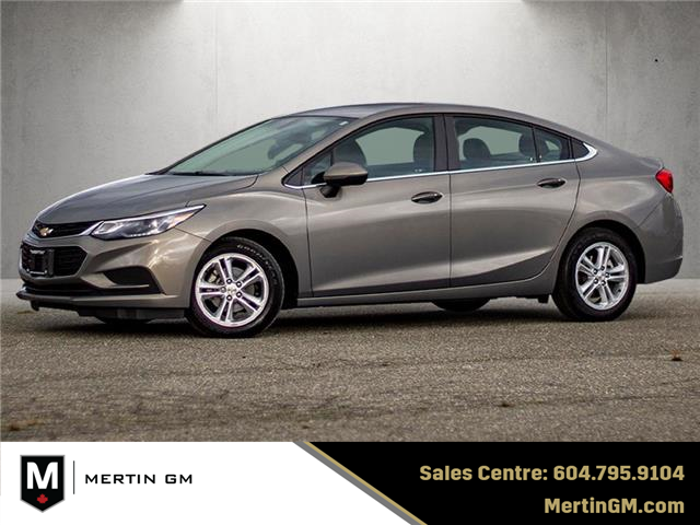 2018 Chevrolet Cruze LT Auto (Stk: 206-6385A) in Chilliwack - Image 1 of 18
