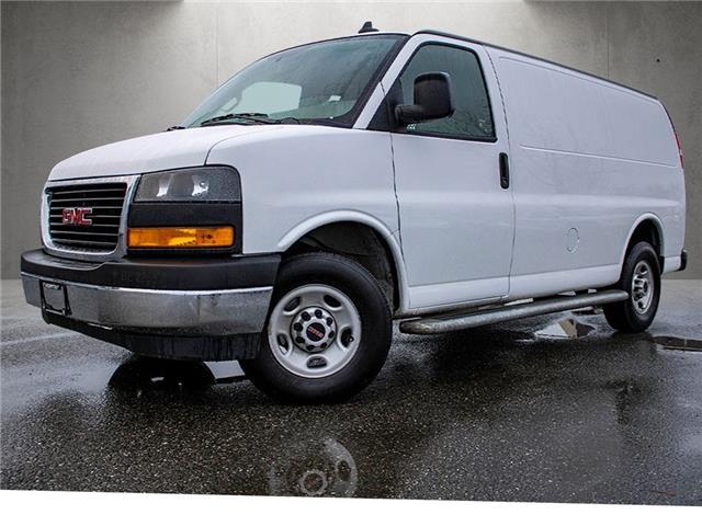 2019 GMC Savana 2500 Work Van (Stk: M20-1636W) in Chilliwack - Image 1 of 15