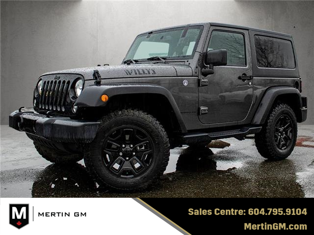 2017 Jeep Wrangler Sport (Stk: 217-3989A) in Chilliwack - Image 1 of 13