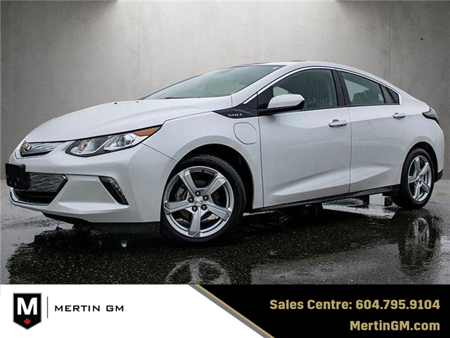 2019 Chevrolet Volt LT (Stk: M20-1645P) in Chilliwack - Image 1 of 17