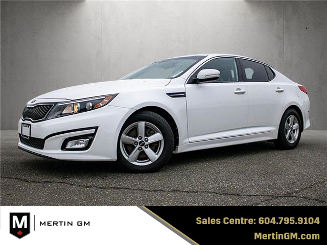 2015 Kia Optima LX (Stk: 219-4081A) in Chilliwack - Image 1 of 16