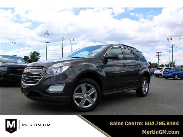 2016 Chevrolet Equinox 1LT (Stk: 207-2016A) in Chilliwack - Image 1 of 16