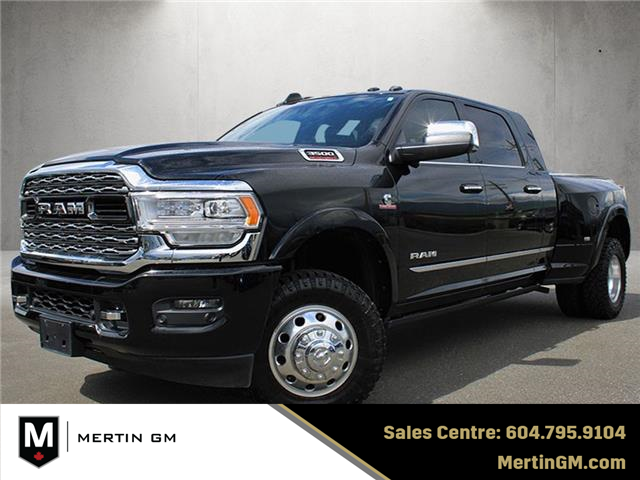 2020 RAM 3500 Limited (Stk: M21-0500P) in Chilliwack - Image 1 of 8