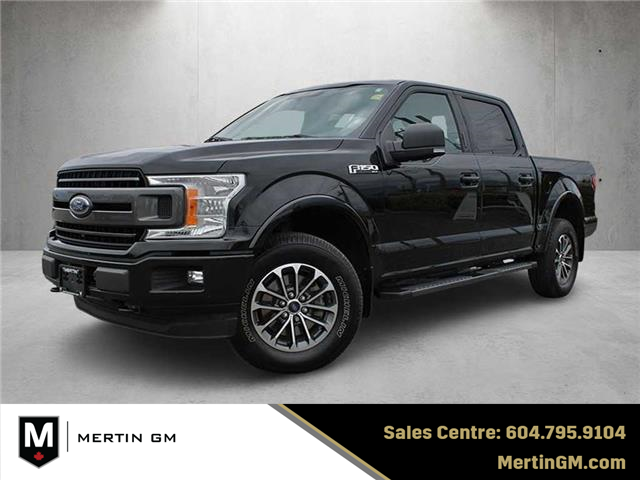 2018 Ford F-150 XLT (Stk: M21-0617P) in Chilliwack - Image 1 of 12