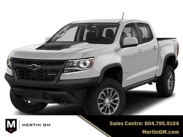 2019 Chevrolet Colorado ZR2 (Stk: 228-4753A) in Chilliwack - Image 1 of 9