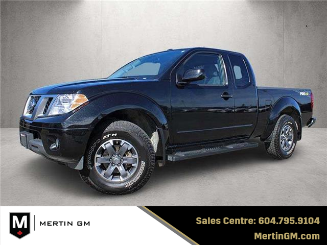 2019 Nissan Frontier PRO-4X (Stk: 212-4909T) in Chilliwack - Image 1 of 11