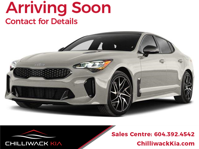 2022 Kia Stinger GT Elite - Suede Package (Stk: K20-4376) in Chilliwack - Image 1 of 1