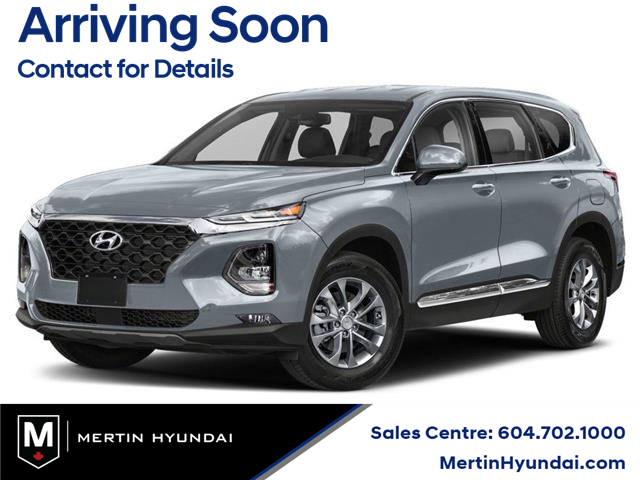2020 Hyundai Santa Fe Luxury 2.0 (Stk: HA7-5560) in Chilliwack - Image 1 of 1