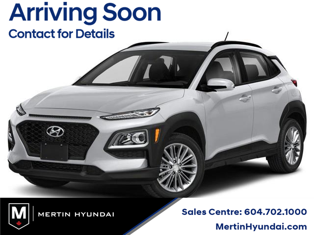 2021 Hyundai Kona 2.0L Preferred (Stk: HB3-3931) in Chilliwack - Image 1 of 1