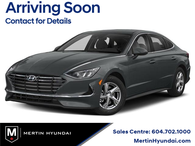 2021 Hyundai Sonata Preferred (Stk: HB4-2556) in Chilliwack - Image 1 of 1