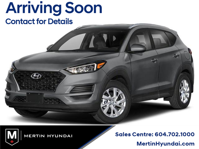 2021 Hyundai Tucson Preferred (Stk: HB6-2161) in Chilliwack - Image 1 of 1